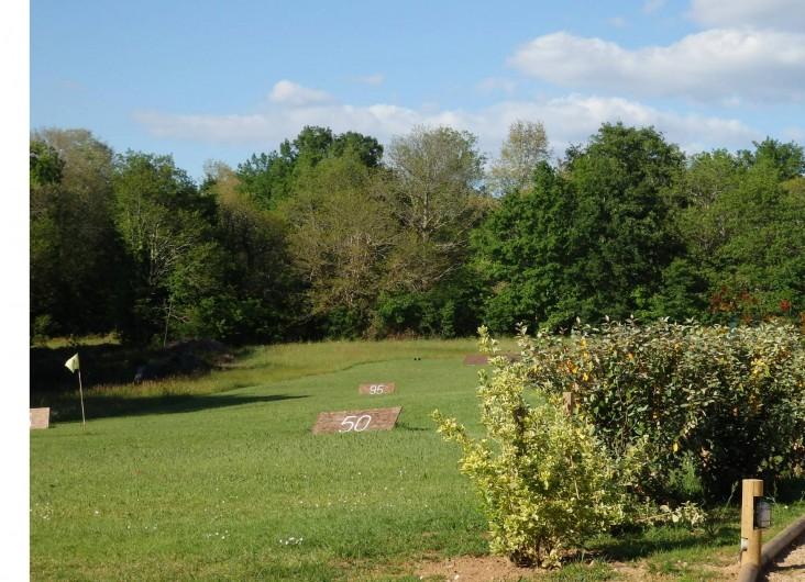 Location de vacances - Gîte à Bouillac - Le practice de golf