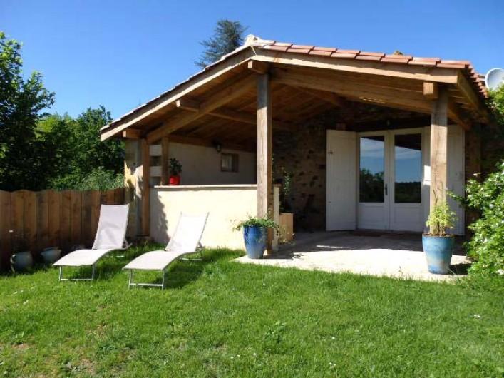 Location de vacances - Gîte à Bouillac - Gîte Le Figuier