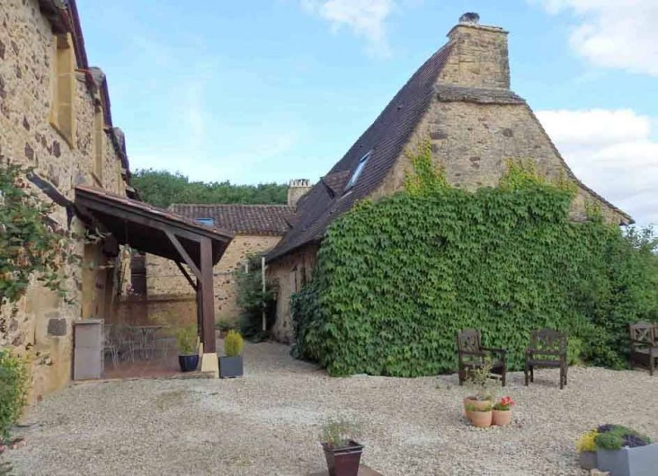 Location de vacances - Gîte à Bouillac - Le Chataîgnier