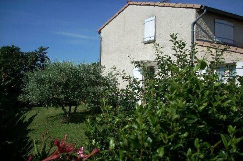 Location de vacances - Villa à Aubenas - la maison