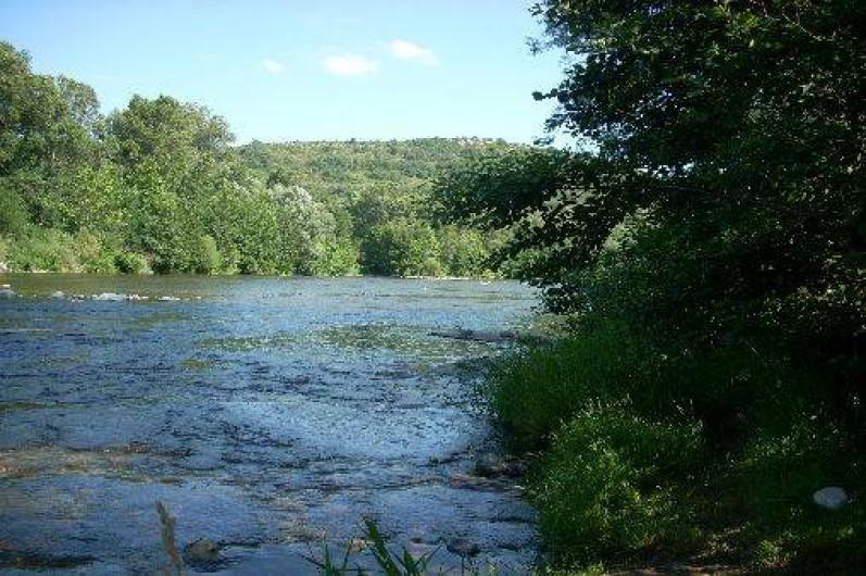 Location de vacances - Villa à Aubenas - Rivière Ardèche à AUBENAS