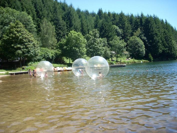 Location de vacances - Villa à Aubenas - Lac Saint Martial