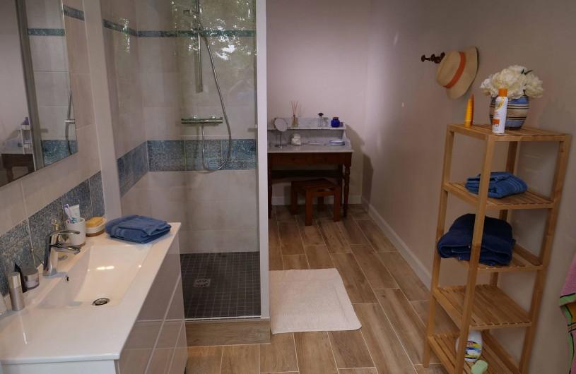 Location de vacances - Maison - Villa à Bessan - Italian shower