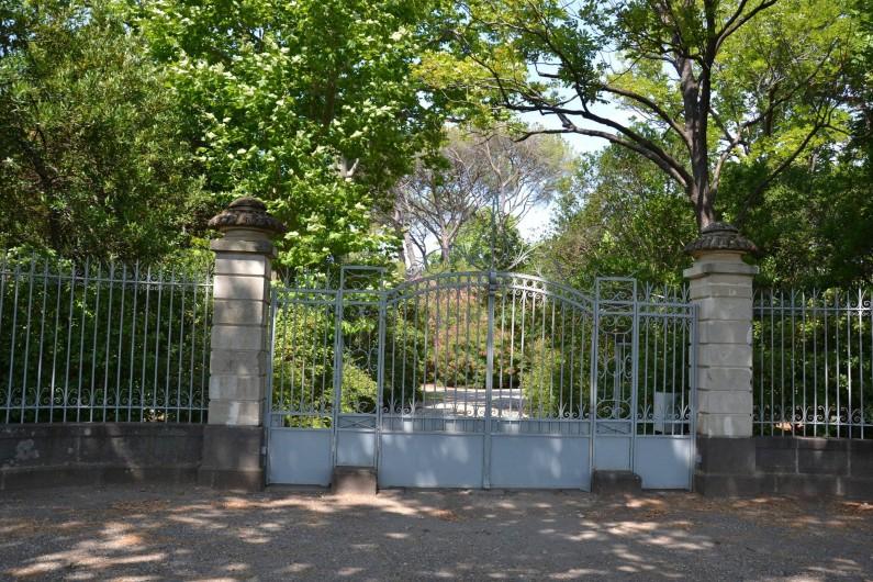 Location de vacances - Maison - Villa à Bessan - Open the gate