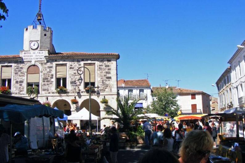 Location de vacances - Maison - Villa à Bessan - Bessan country market
