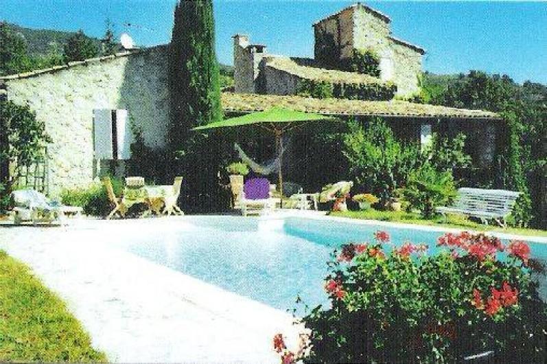 Location de vacances - Chambre d'hôtes à Sisteron