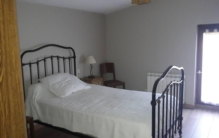 Location de vacances - Gîte à Lisle-sur-Tarn - chambre n°3