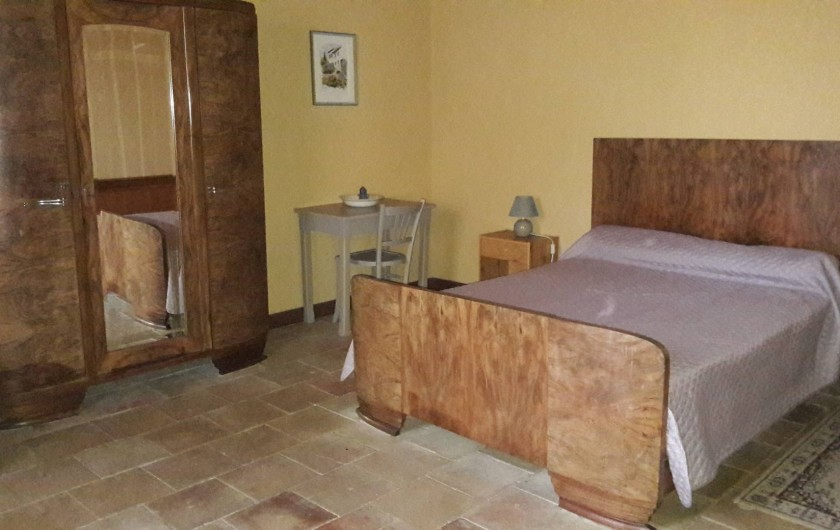Location de vacances - Gîte à Lisle-sur-Tarn - chambre n°1