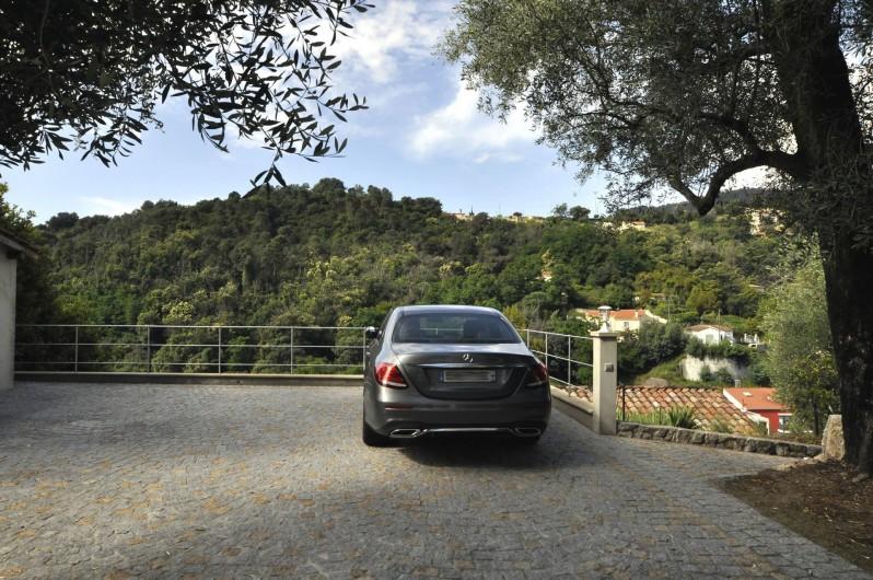 Location de vacances - Villa à Menton - Parking