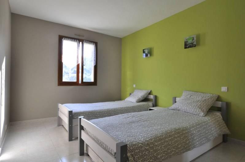 Location de vacances - Villa à Menton - Chambre 3