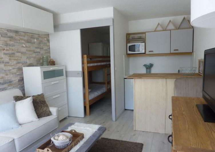 Location de vacances - Studio à Isola