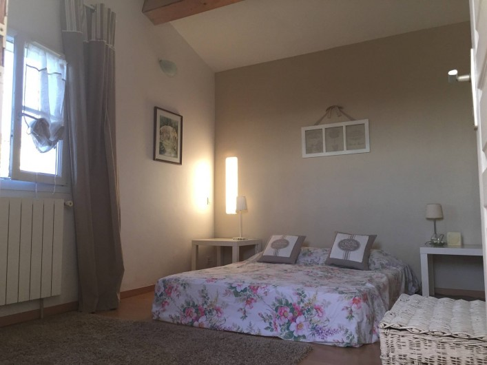 Location de vacances - Villa à Alès - Chambre 5