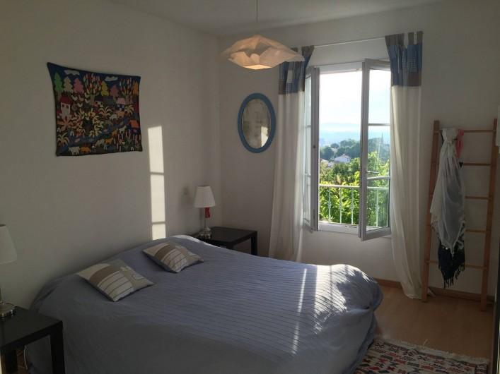 Location de vacances - Villa à Alès - Chambre 1