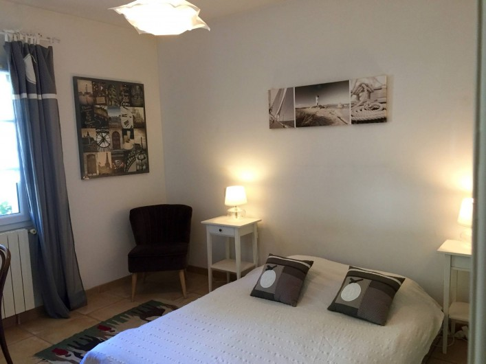 Location de vacances - Villa à Alès - Chambre 2