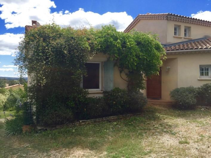 Location de vacances - Villa à Alès - Entrée