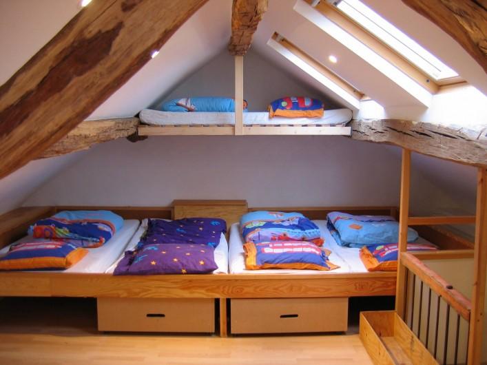 Location de vacances - Maison - Villa à Falaen - dortoir