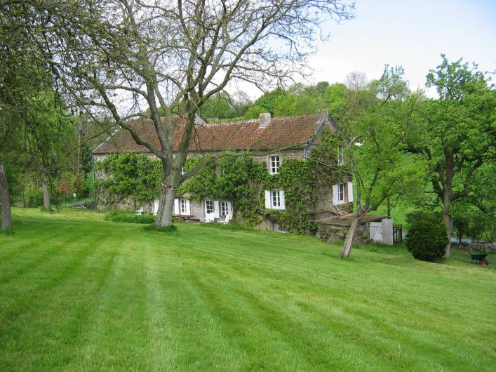 Location de vacances - Maison - Villa à Falaen - le Vieux Toit