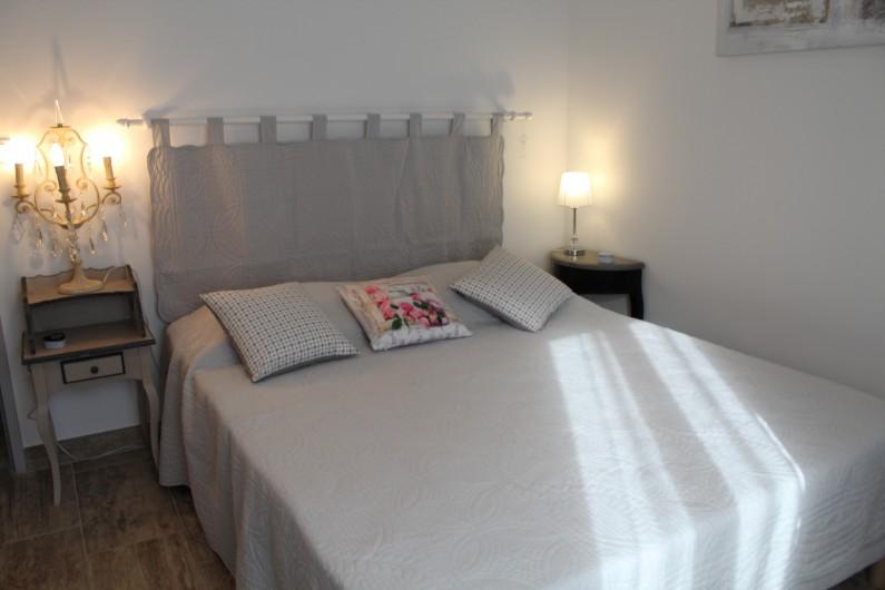 Location de vacances - Villa à Taillades - Chambre avec lit double 160