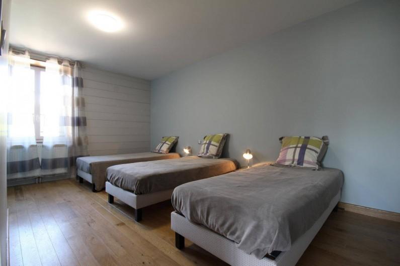 Location de vacances - Gîte à Châtillon-en-Bazois - chambre n° 2 dans appartement 3