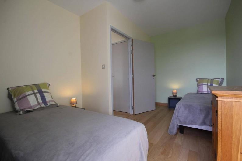 Location de vacances - Gîte à Châtillon-en-Bazois - Chambre 2 petite chambre attenante