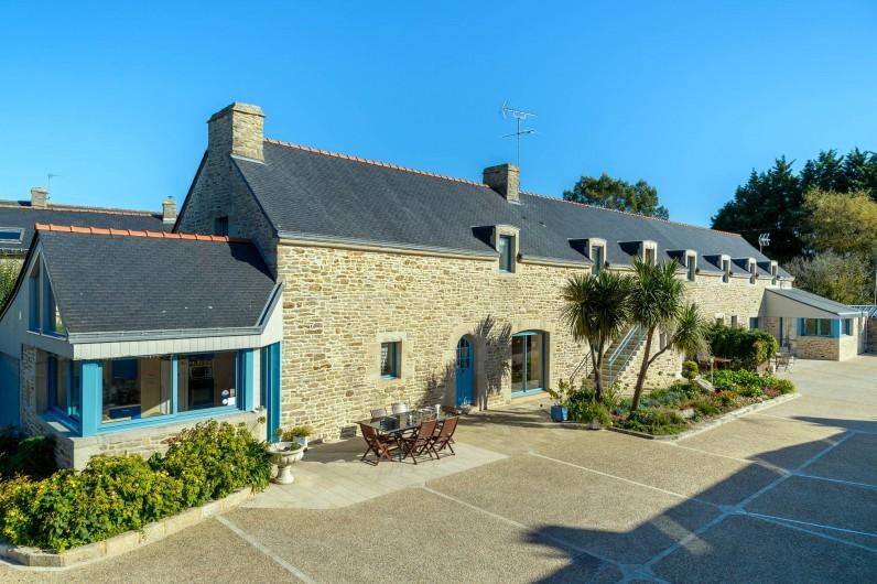 Location de vacances - Chambre d'hôtes à Quimperlé - Notre maison d'hôtes