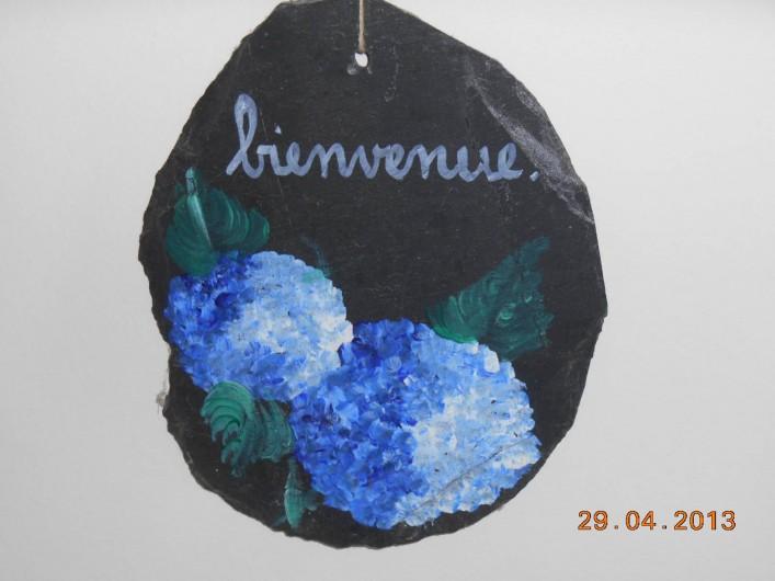 Location de vacances - Chambre d'hôtes à Quimperlé - Et nos hortensias
