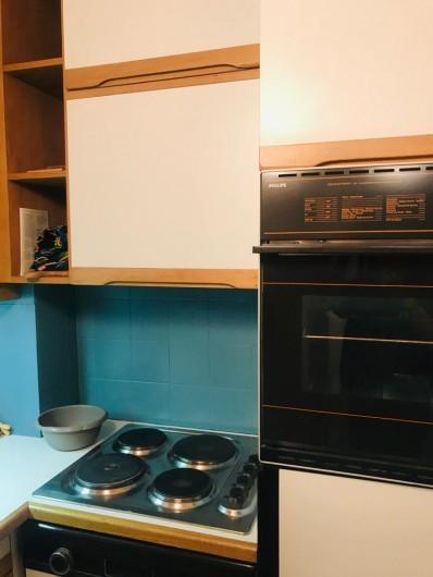Location de vacances - Appartement à Les Claux - Cuisine 1