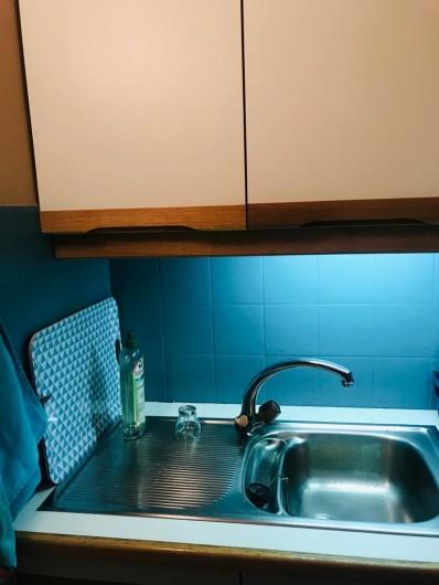 Location de vacances - Appartement à Les Claux - Cuisine 2
