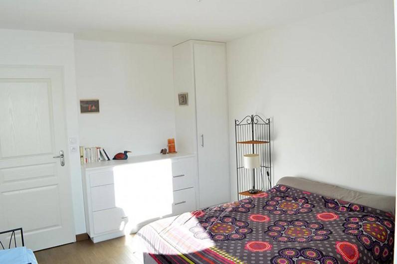 Location de vacances - Appartement à Banyuls-sur-Mer - Chambre n°1 Placards de rangement