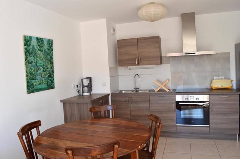 Location de vacances - Appartement à Banyuls-sur-Mer - Coin cuisine
