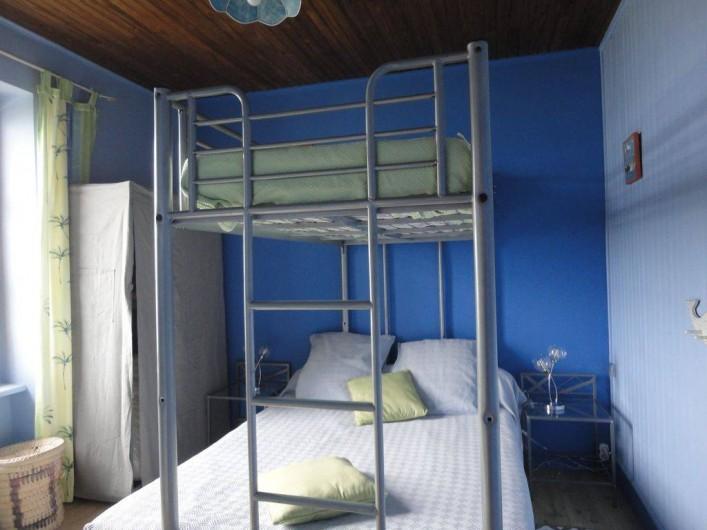 Location de vacances - Villa à Névez - Chambre enfants