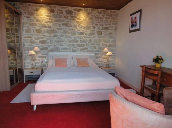 Location de vacances - Villa à Névez - Chambre parents