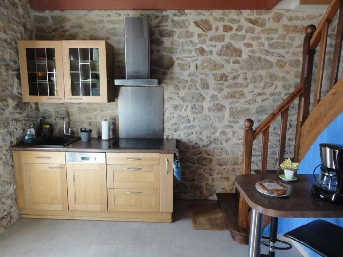 Location de vacances - Villa à Névez - La cuisine