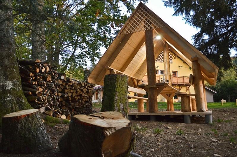 Location de vacances - Chalet à Gérardmer - ABRI