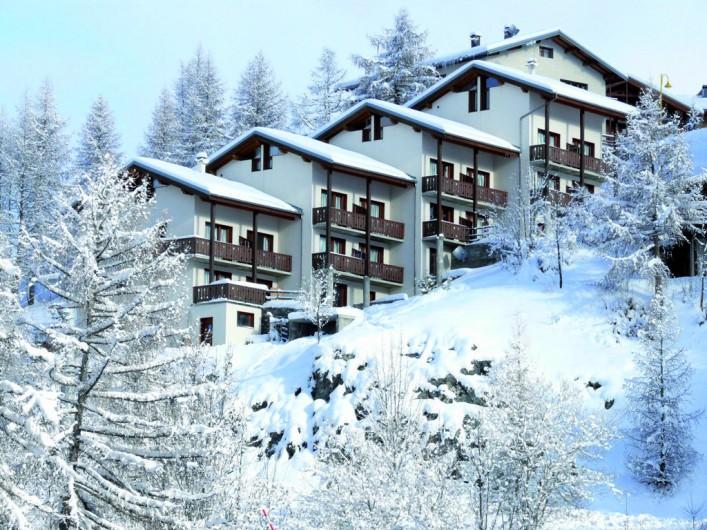 Location de vacances - Appartement à Peisey-Nancroix - RESIDENCE STEPHI