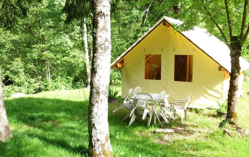 Location de vacances - Chalet à Les Deux Alpes - Les Tentabois de La Cascade