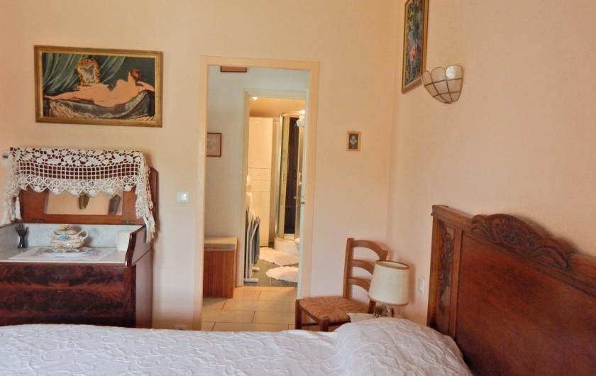 Location de vacances - Gîte à Meyras - Petite commode pour petit linge