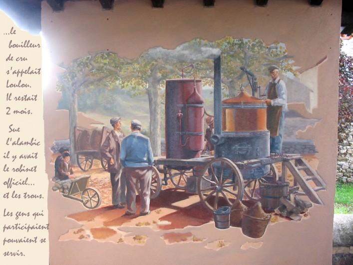 Location de vacances - Gîte à Meyras - Le bouilleur de cru
