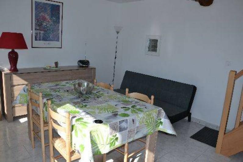 Location de vacances - Gîte à Dampierre-en-Bray