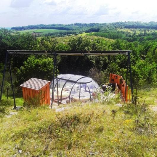 Location de vacances - Insolite à Labastide-de-Penne