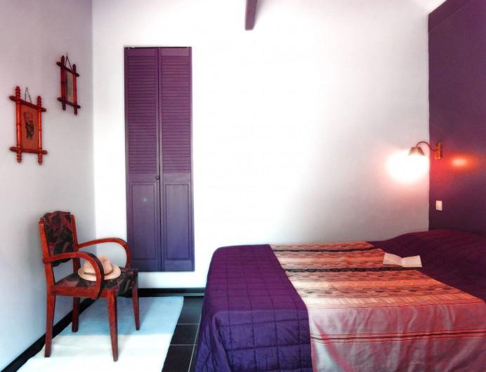 Location de vacances - Chambre d'hôtes à Marseille - le studio en location saisonnière dans la maison d'hôtes la petite calanque