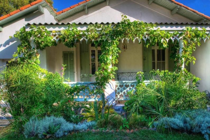 Location de vacances - Chambre d'hôtes à Marseille - la maison d'hôte la petite calanque à marseille