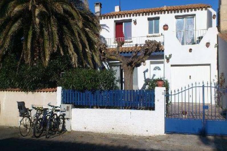 Location de vacances - Villa à Valras-Plage