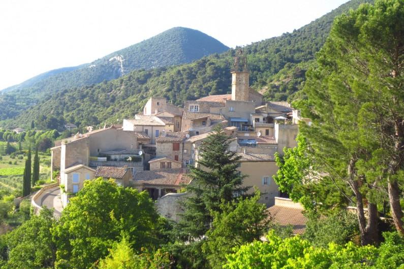 Location de vacances - Villa à Nyons - Venterol.