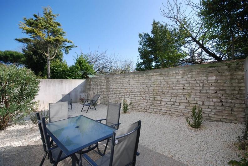 Location de vacances - Maison - Villa à Saint-Martin-de-Ré - Le Jardin