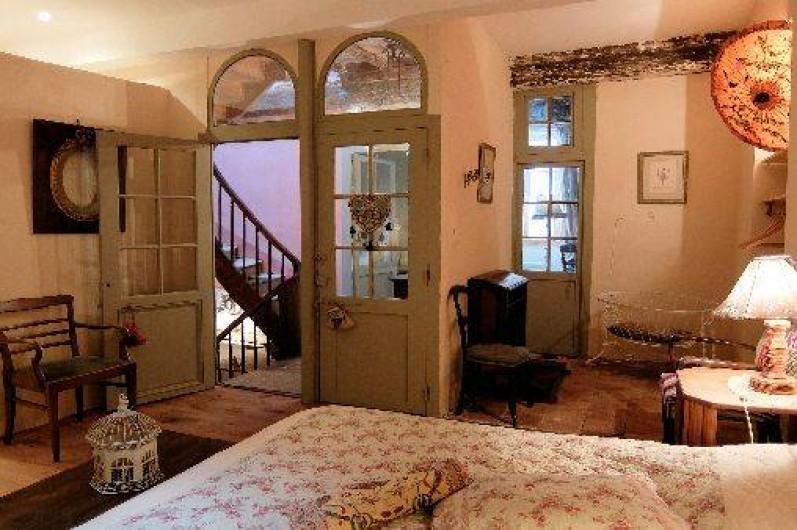 Location de vacances - Chambre d'hôtes à Montolieu