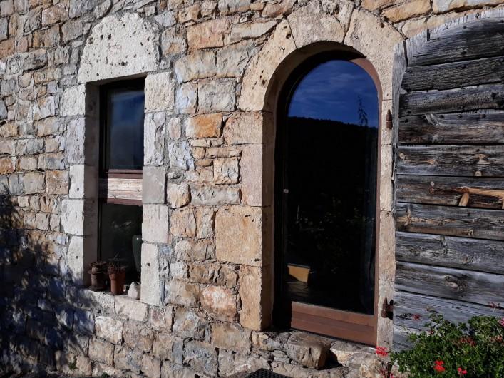 Location de vacances - Gîte à La Cresse - L'entrée