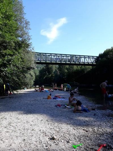 Location de vacances - Gîte à La Cresse - La petite plage