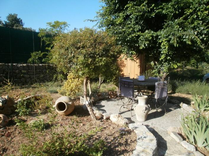 Location de vacances - Chambre d'hôtes à Carcès - Le jardin