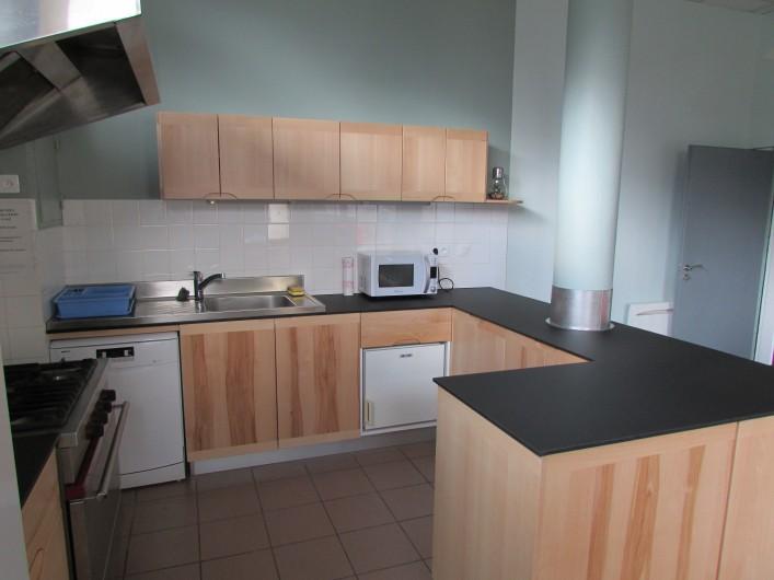 Location de vacances - Chalet à Saint-Georges-d'Hurtières - Chambre